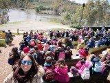 Visita del 1º Ciclo a la Reserva de animales de El Castillo de las Guardas