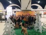 Visita al aeropuerto de Sevilla de los alumnos de la ESO (15/12/17)